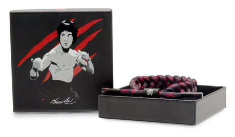 I found a Bruce Lee Bracelet on rastaclat.com, are there any other Bruce Lee collectable items curren