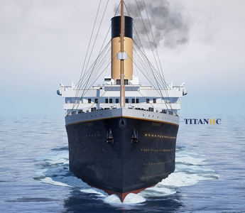 Look at this About building new Titanic https://www.indiegogo.com/projects/titanic-again--2#/