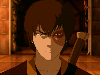 Zuko is hot af. Pun very intended.