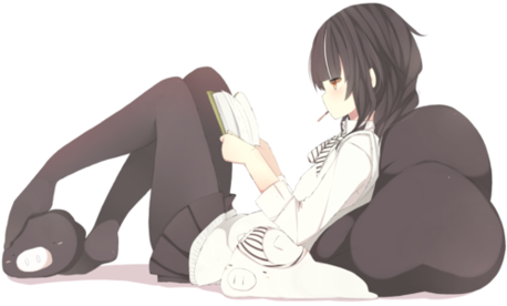 Name- Chinami Nanisuji   Age- 16  Personality- Serious, Calm, Kuudere, Mysterious, quiet, short t