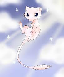The cutest legendary pokemon.... MEW