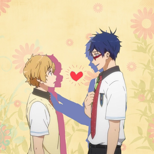 I ship it! But not as much as GerIta! XD Nagisa x Rei (Reigisa/NagiRei) from Free! Ship it অথবা Not