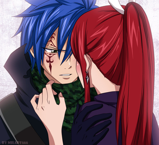 Noo >< I just don't like them together Erza & Jellal from Fairy Tail? Ship it या Not?