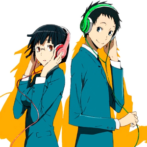 Ship it! ^^ Mikado & Anri from Durarara!!. Ship it অথবা not?