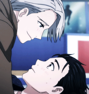 Nope... sorry Yes we were born to ship Viktuuri!
