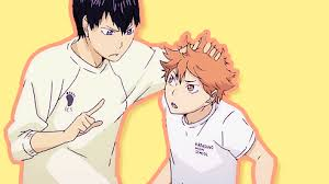 Yes! (Obviously, who doesn't?) Kageyama x Hinata (KageHina) from Haikyuu!! Ship it یا Not?