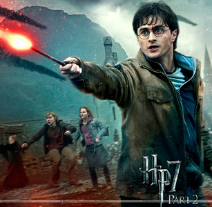 [i]Harry Potter in [u]Harry Potter and the Deathly Hallows part 2[/u][/i]