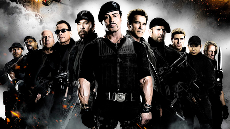 Day 09 - A movie with an awesome cast 