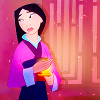 3. Candle Light (Mulan)