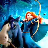 4. With Sidekick (Merida)