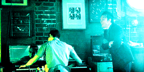 [b]Day 7: Your پسندیدہ funny scene[/b] When Oswald & Nygma are just casually playing piano and si