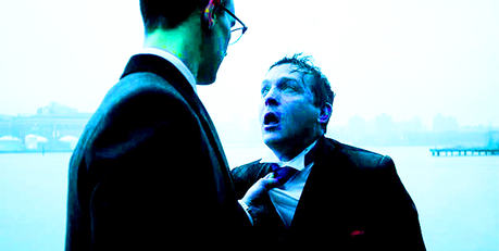 [b][u]Day 10: A scene that makes آپ angry[/u][/b] When Nygma shot Oswald. That scene didn't make