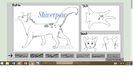 - Name: Shiverwind