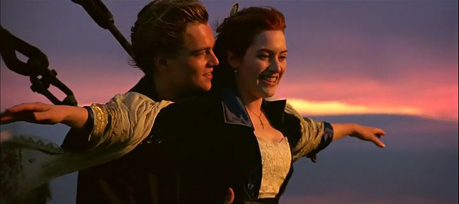 here's my pic...Jack and Rose (Titanic)