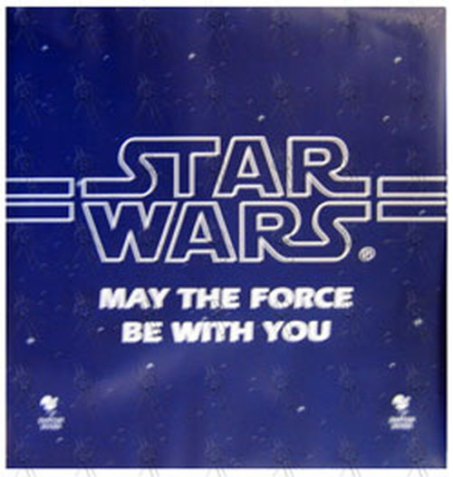 Star Wars May The Force Be With You