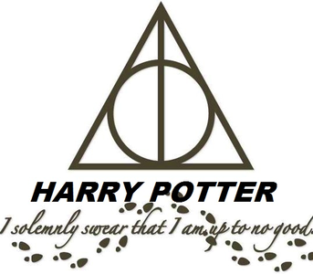 Harry Potter : ''I solemnly swear that I am up to no good''