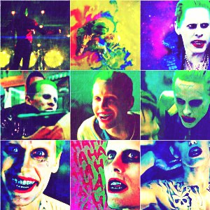 2. Best Joker moment/scene? For me, every. single. one. He steals every scene he is in and I cinta