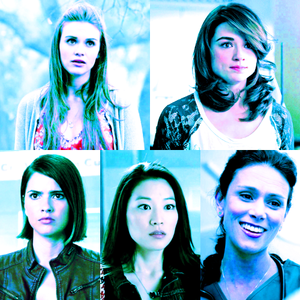 [b][u]Top 5 female characters:[/u][/b] 1. Lydia 2. Allison 3. Malia 4. Kira 5. Melissa