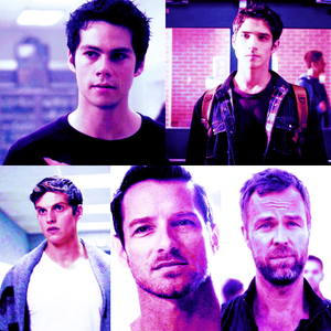[b][u]Top 5 male characters:[/b][/u] 1. Stiles 2. Scott 3. Isaac 4. Peter 5. Chris