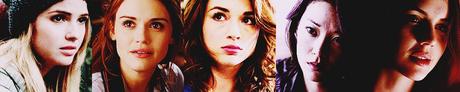 - topo, início 5 female characters? [i] Malia Tate[/i] [i] Lydia Martin[/i] [i] Allison Argent[/i] [