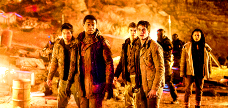 [u][b]Your inayopendelewa non-TW project with a TW cast member in it:[/b][/u] [i]The Maze Runner[/i], wi