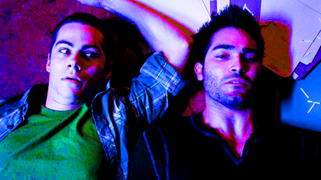 [b][u]Favorite funny ou cute scene:[/u][/b] So many XD But this scene where Derek & Stiles are par