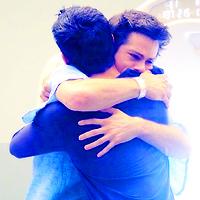 [b]- お気に入り friendship? [/b] Scott & Stiles
