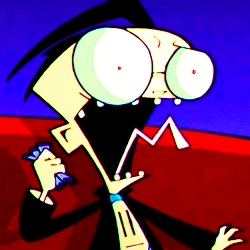 [b]9. Your Spirit Animal[/b] Given the current political climate... Dib from Invader Zim.