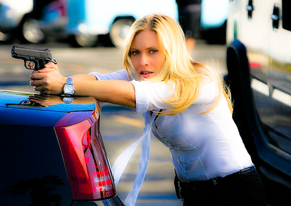 [b]14. お気に入り heroine [/b] My perfect Southern crime-fighting goddess Calleigh Duquesne.