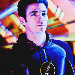 7. Character that appeared on multiple shows [b] Barry Allen [/b]