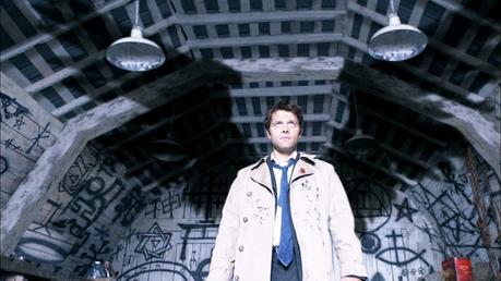 siku 2 - inayopendelewa non-human character (vampire, robot, animal, etc.) Castiel from Supernatural, he'