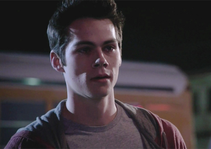 9. Your inayopendelewa spirit animal Stiles Stilinski from Teen mbwa mwitu