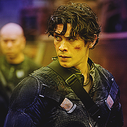 30. inayopendelewa character of all-time [b] Bellamy Blake[/b]