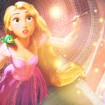 Rapunzel painting ^^
