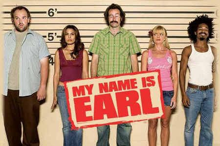 [b]My Name is Earl[/b] 4x11: [i]Nature's Game Show[/i] ★★★★★ 4x12: [i]Reading Is A Fundam