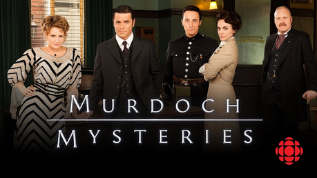 [b]Murdoch Mysteries[/b] 1x01: [i]Power[/i] ★★★★☆ 1x02: [i]Glass Ceiling[/i] ★★★�