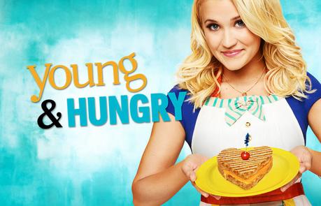 [b]Young & Hungry[/b] 1x01: [i]Pilot[/i] ★★★☆☆ 1x02: [i]Young & Ringless[/i] ★★★�