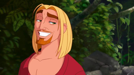 Miguel (The Road to El Dorado) Post a non-human animated character (animal, object, deity, etc.)