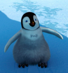 What happened to the last post? Oh well... Mumble (Happy Feet) Post an an animated creature t