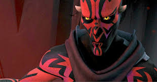 Darth Maul (Clone Wars/ Rebels) Post an animated character who's elderly.