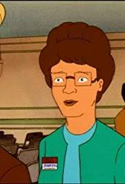 Peggy burol Post an animated character you had/have a crush on