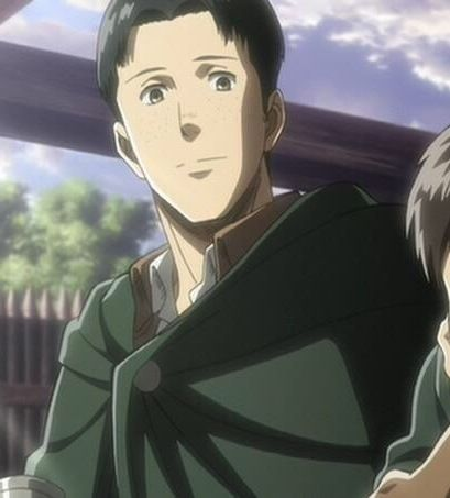 Marco Bodt (Attack on Titan) Post an animated character that has a canon birthday
