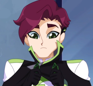 Mephisto (LoliRock) Post a 2D hispanic animated character