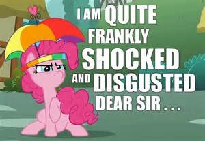 Pinkie Pie.. The cutest character.. Can also be the most annoying... Her voice is the reason for B
