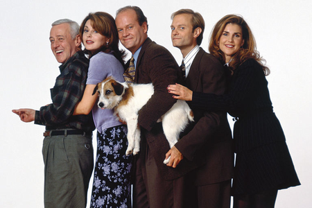 [b]06. Why do 당신 사랑 Frasier? [/b] I don't usually 사랑 sitcoms. I like to watch them for an easy