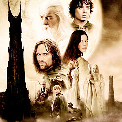 Putting together respuestas for this challenge put me in a LOTR mood, which I hadn't really been in in a