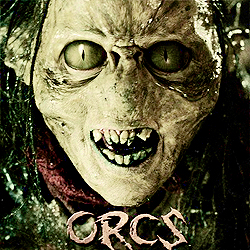 [b]Day 6 - Ugliest orc?[/b] This ugly goblin fucker from Moria is at the parte superior, arriba of my list.