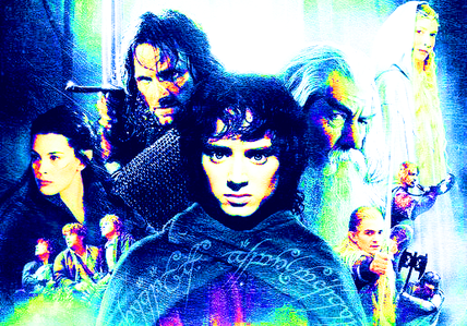 [b][u]Day 1: favorito! film[/u][/b] The Fellowship of the Ring