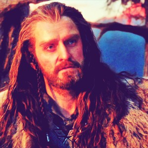 día 8 - favorito! dwarf? Thorin Oakenshield {but Gimli if we're talking books}