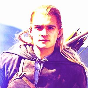 일 15 - 가장 좋아하는 elf? Legolas